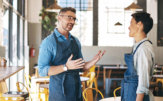 Why is turnover so high in restaurants?