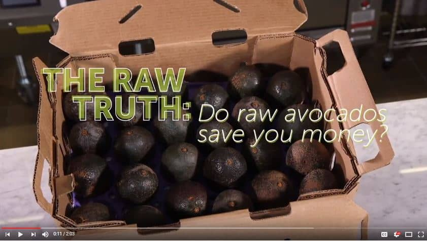 The Raw Truth: Do raw avocados save you money? Watch Now »