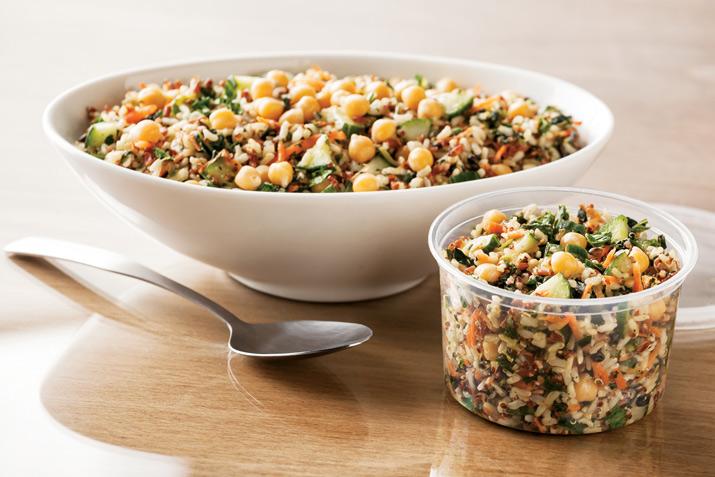 Garbanzo Kale & Salad Take Out