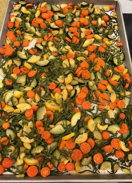 Simplot Classic Vegetables®: Meadow Blend
