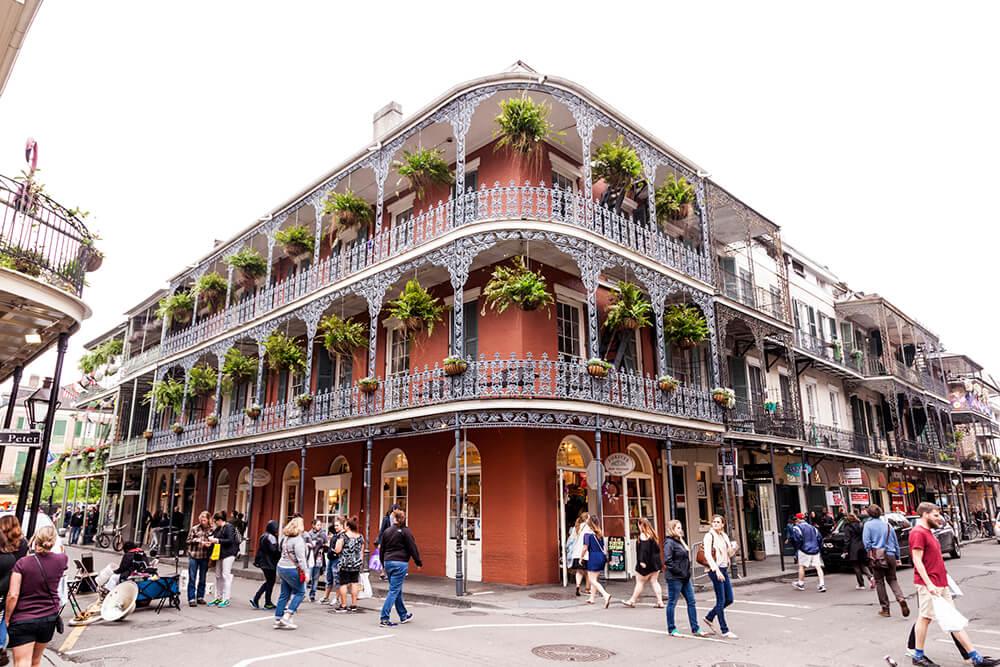The Restaurants That Stood Up to Katrina
