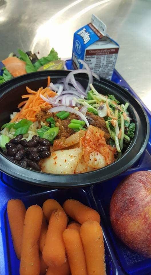 korean grain bowl
