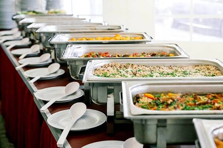 Summer Catering Blog Image
