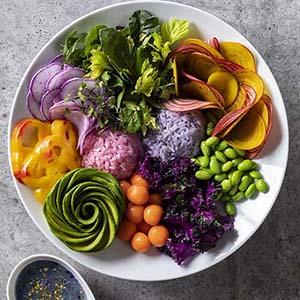 unicorn salad