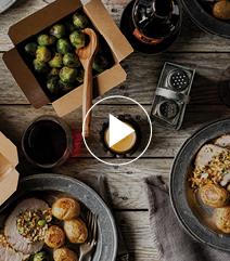 Fall Trend Feast: Roasting & Charring
