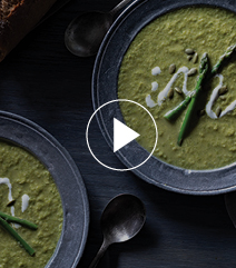 Fall Trend Feast: Soups with Chef Roberto
