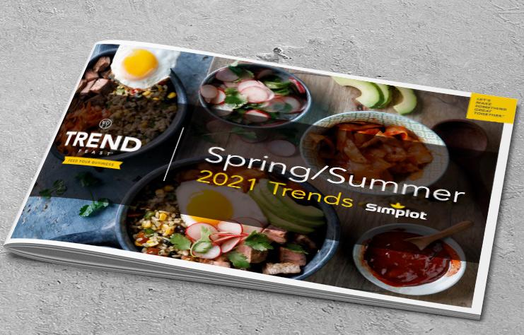 Simplot Trendfeast Spring/summer 2021