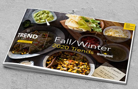 Simplot fall/winter 2020 trend guide
