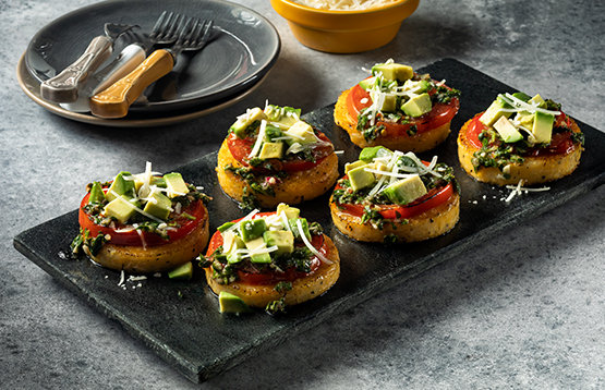 Simplot Harvest Fresh Avocados™ Chunky Pulp