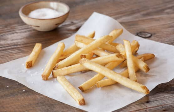 Select Recipe Fries