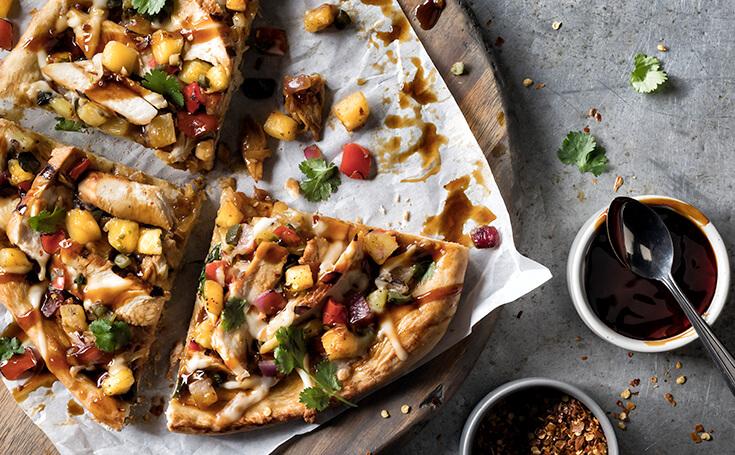 Simplot RoastWorks® Flame-Roasted Pineapple & Pepper Blend