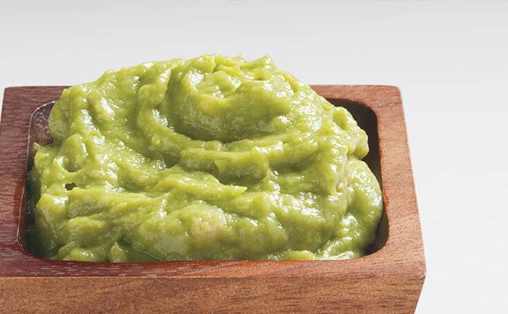 Avocado Pulp Image