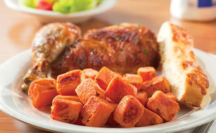 Sweet Potato Roasted Image