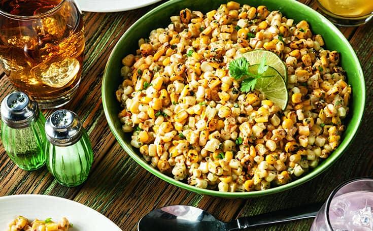 Vegetables Corn Image