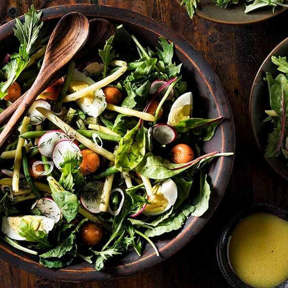 Dilley Vegetable Salad Recipe