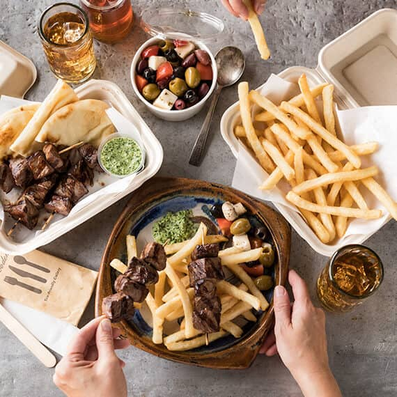 Delivery Fry Recipe Middle Eastern Steak Frites