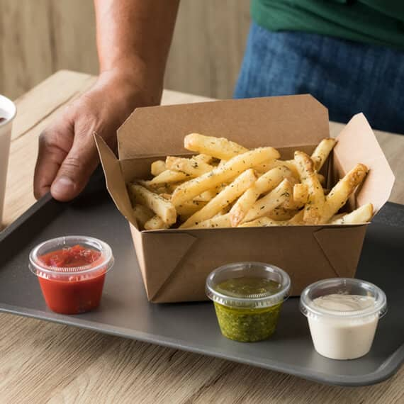 Delivery Tuscan Trio Fries Recipe