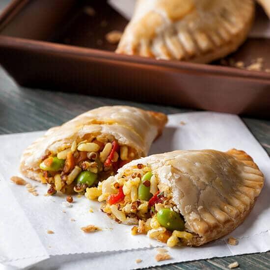 Thai Style Pot Pies