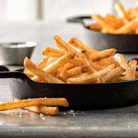 Kettle Fries