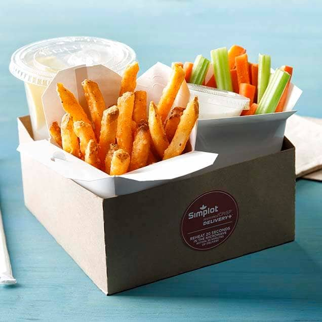 Snacking Fries Recipe