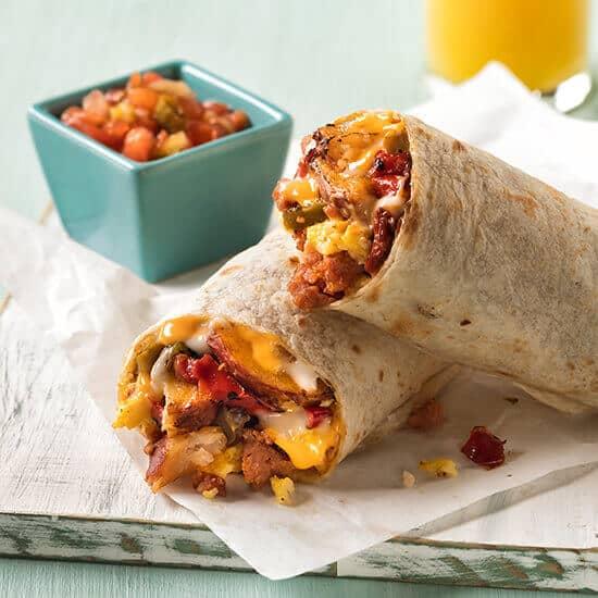 Buenos Dias Breakfast Burrito